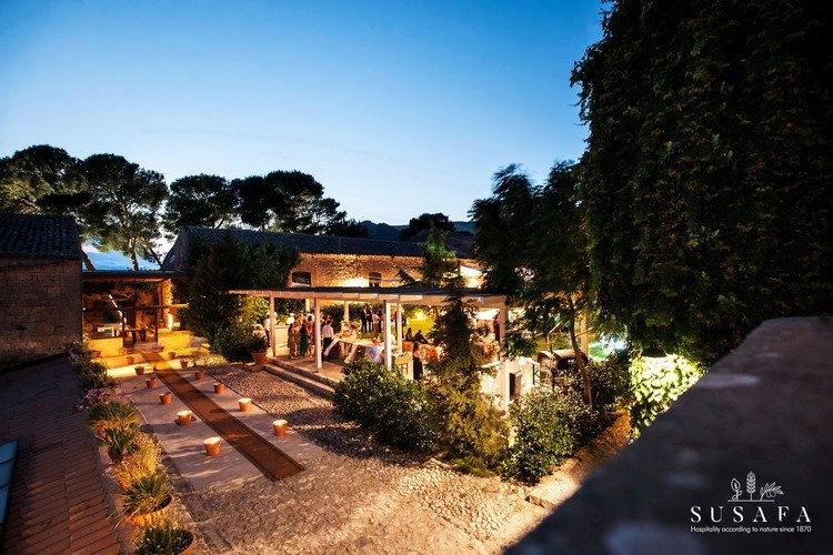 Masseria Susafa Sicilie