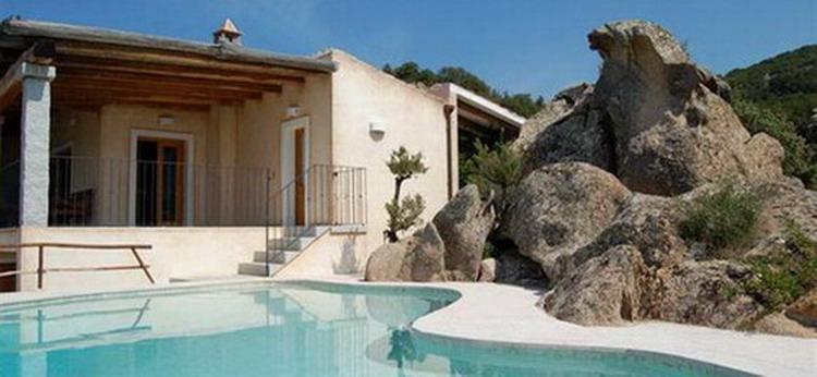 Sardinien Luxus Villen