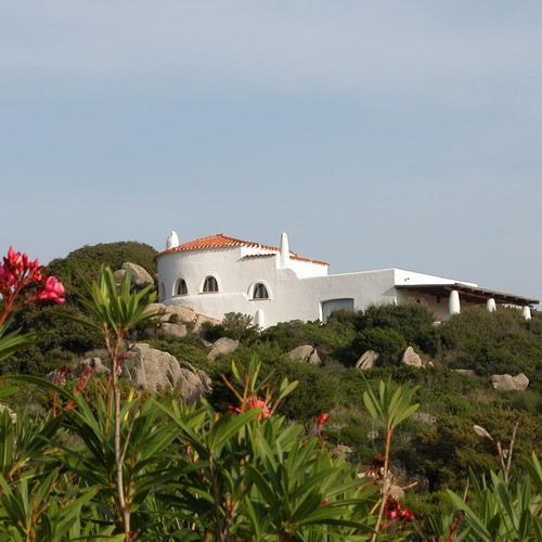 Villa mit Pool Sardinien