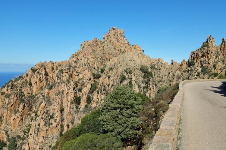 Corsica Calanques de Piana