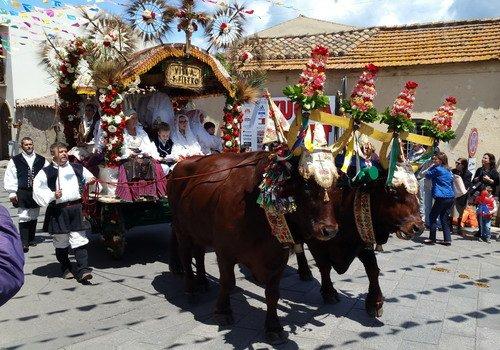 Sardinia Sant Efisio