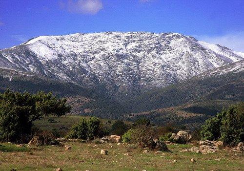 Sardinie Supramonte