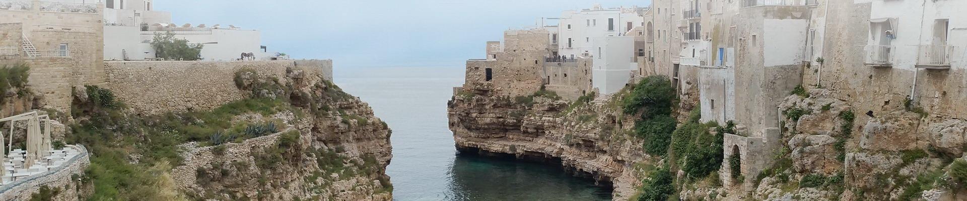 Rundreise Apulien